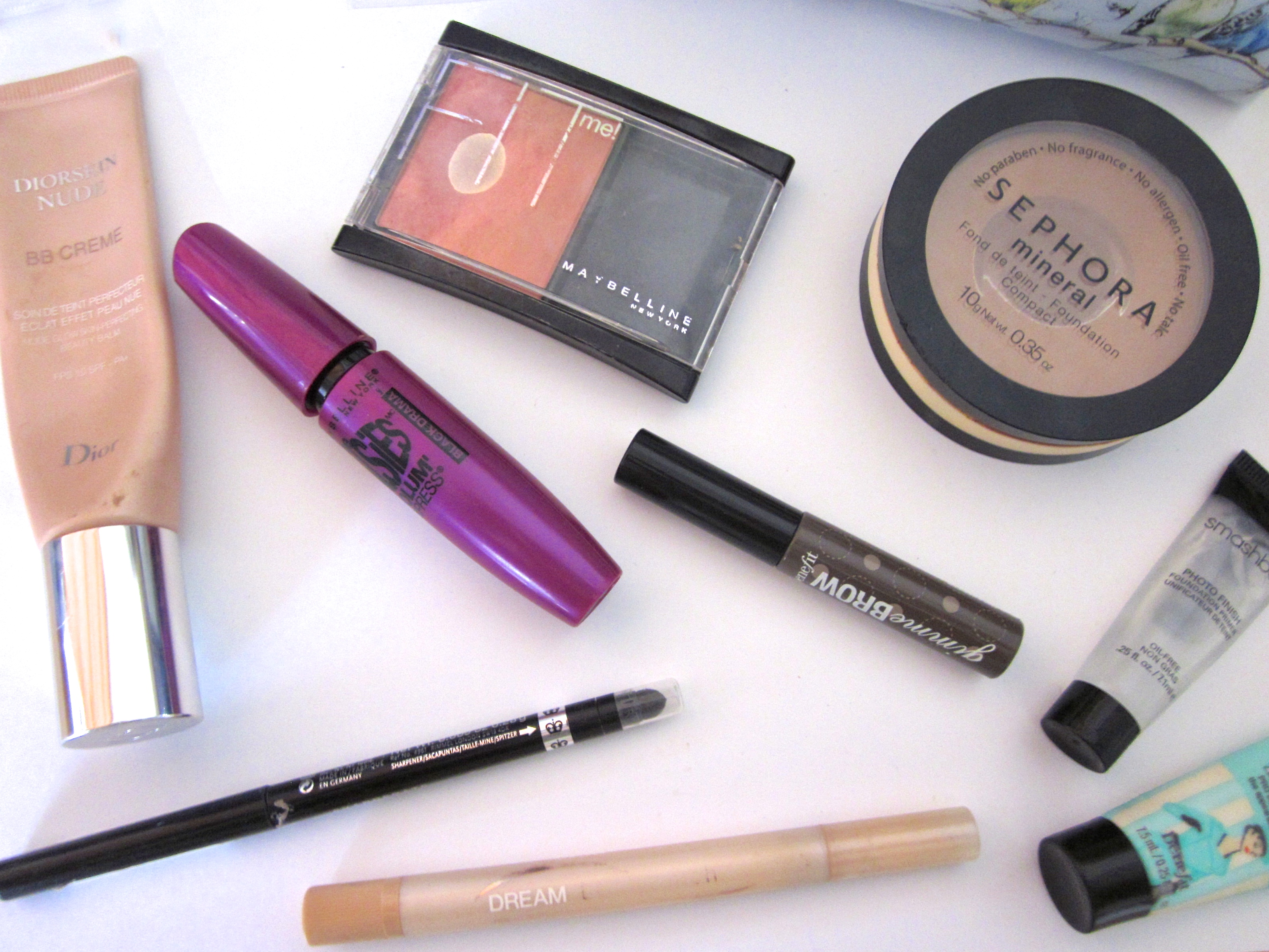 Everyday Makeup meets Project Pan : Confessions of a Makeup Hoarder