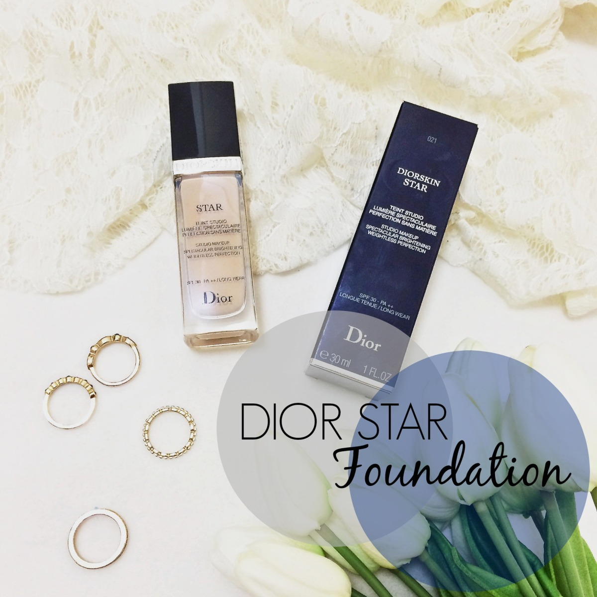 Review | Dior Star Foundation