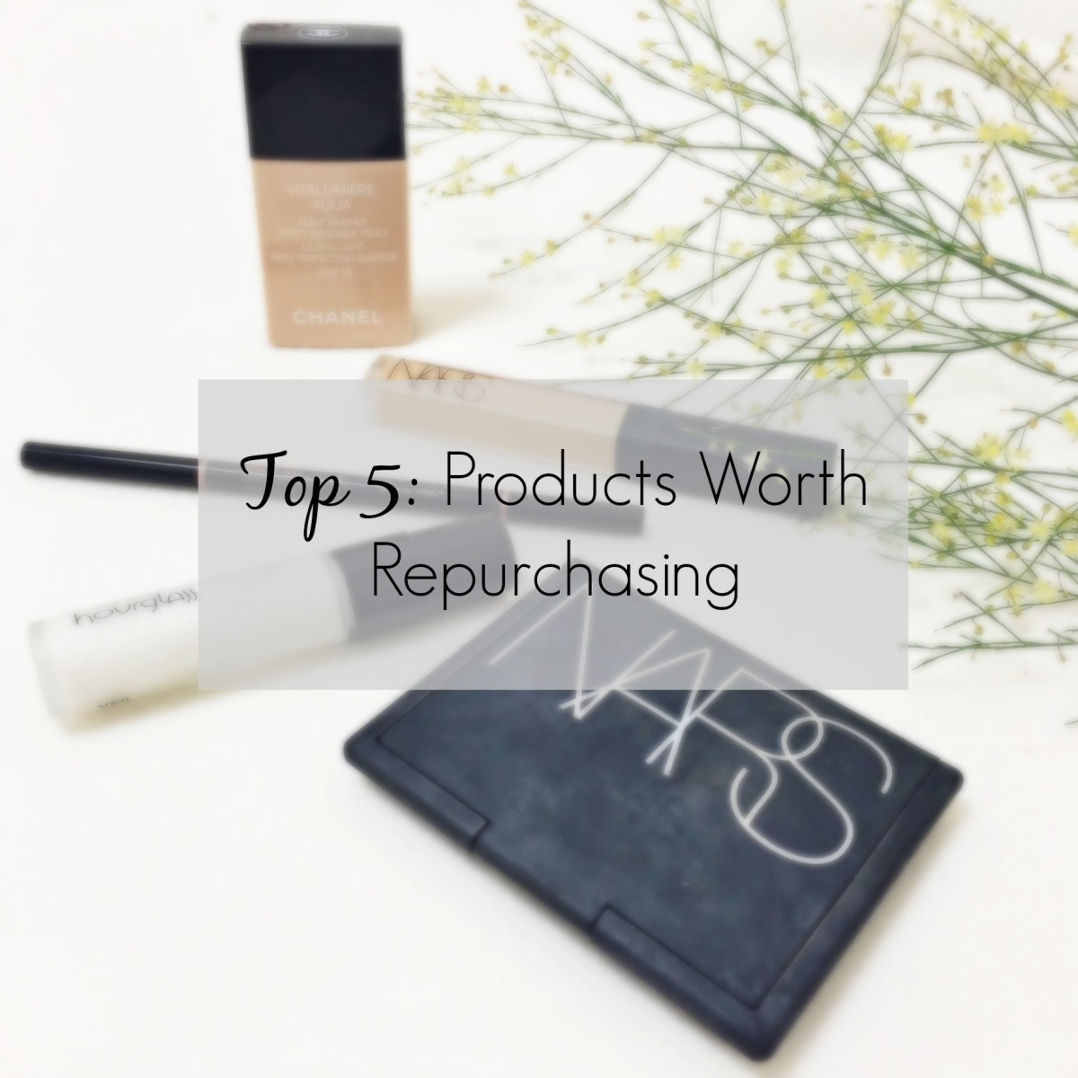 Top 5 Products Worth Repurchasing