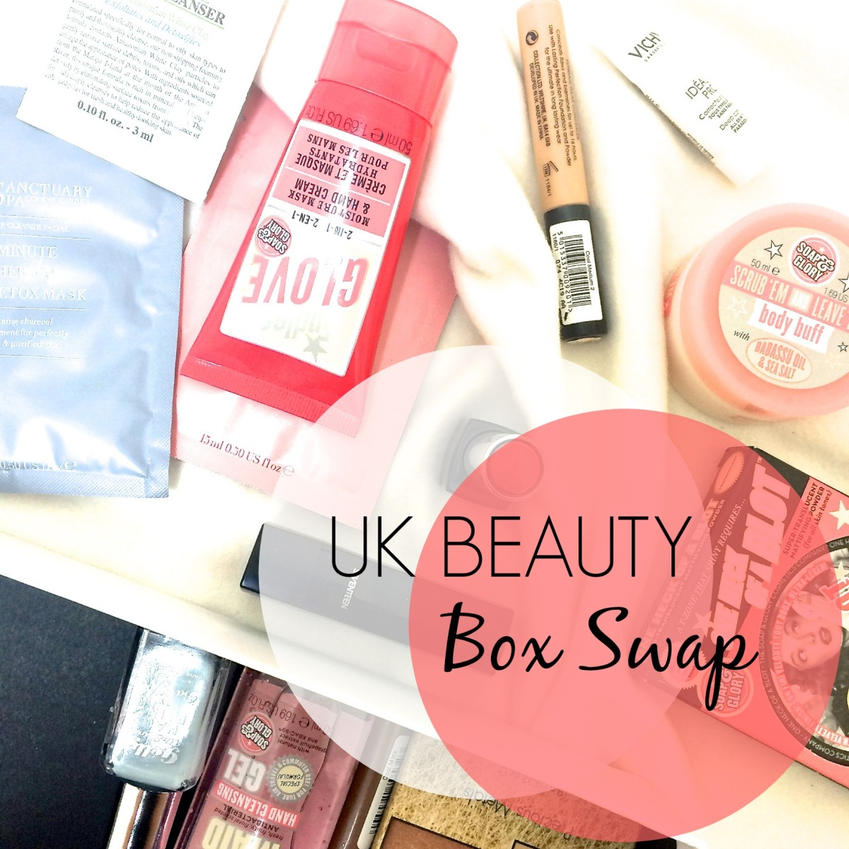 UK Beauty Box Swap