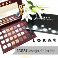 Review | Lorac Mega Pro Palette